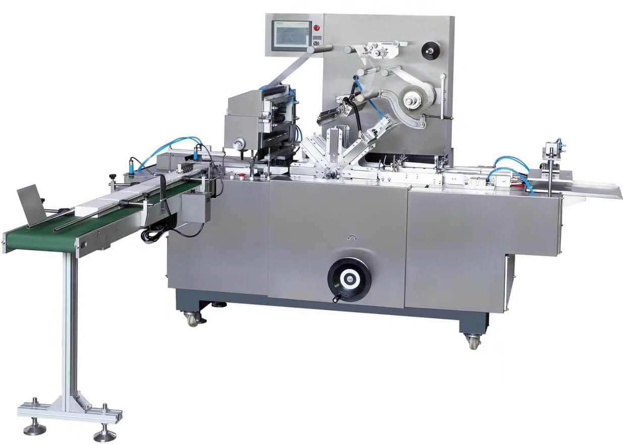 Automatic Overwrapping Machine BTB-210