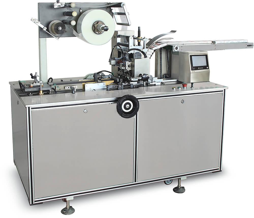 High Speed Overwrapping Machine BTB-200