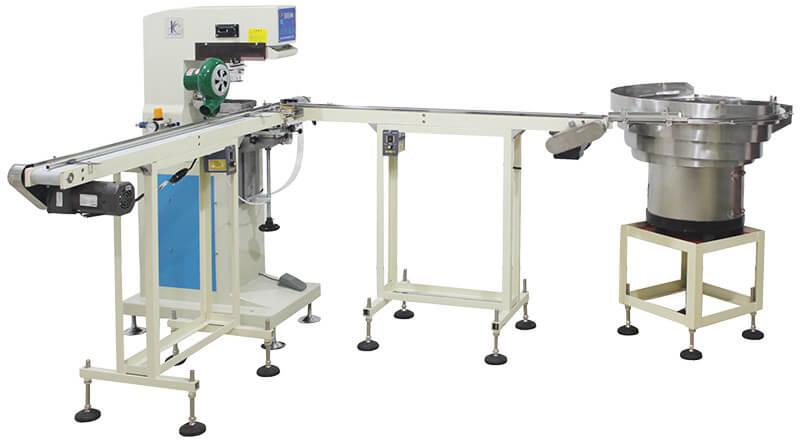 Eraser Pad Printing Machine