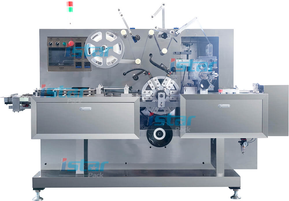 Hookah Tobacco Cellophane Wrapping Machine
