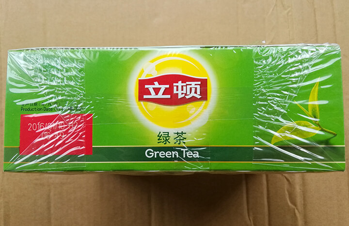 Tea Carton Overwrapping Machine