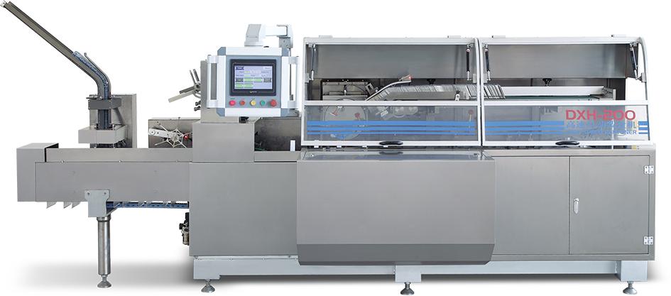 High Speed Cartoning Machine DXH-200