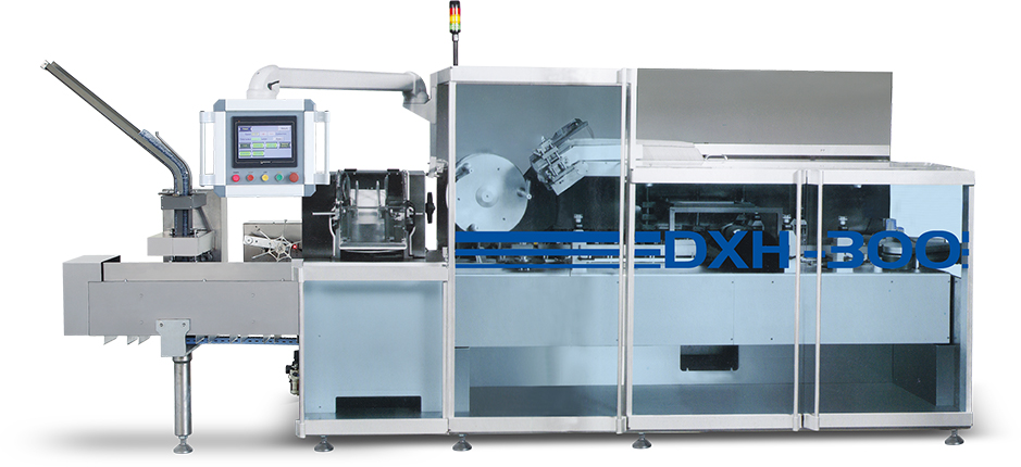 High Speed Cartoning Machine DXH-300
