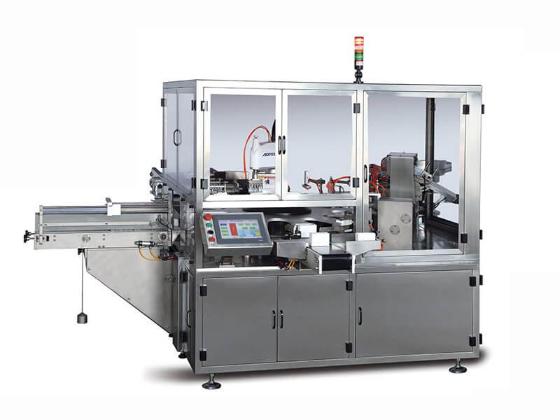 High Speed Vertical Cartoning Machine