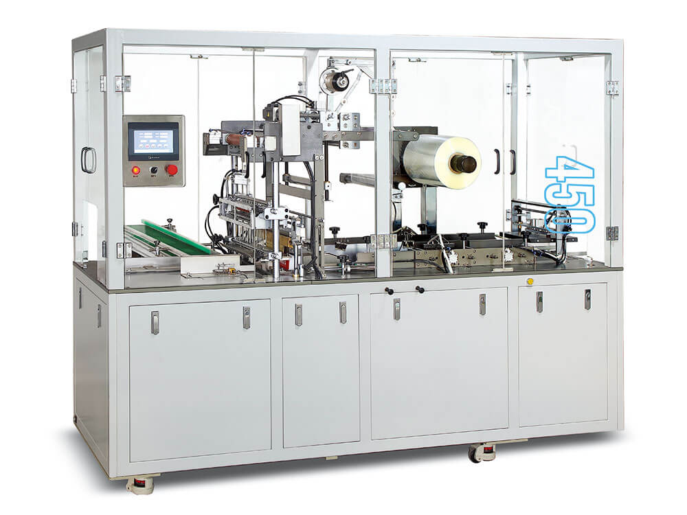 Automatic Overwrapping Machine BTB-450