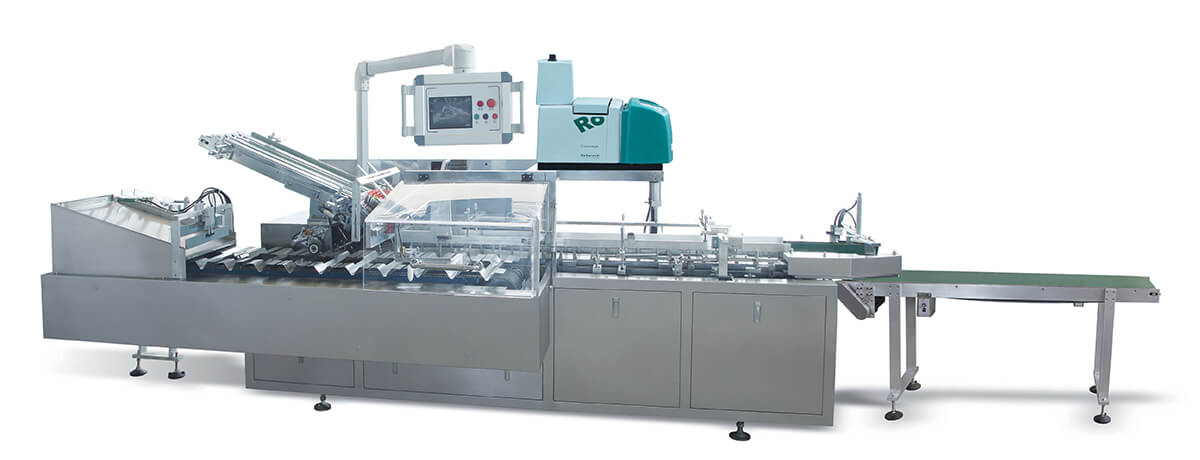Cling Film Cartoning Machine