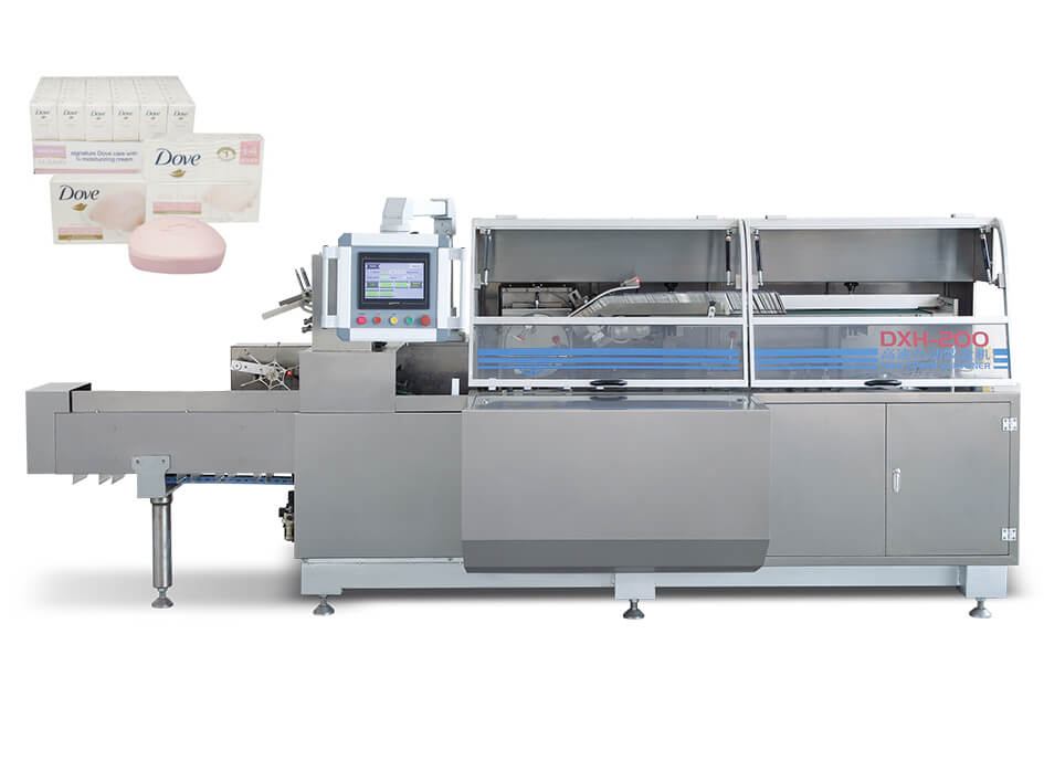 Soap Bar Packing Line